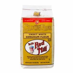 Gluten Free Sweet White Sorghum Flour  <br>
