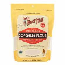 Stoneground Sorghum Flour <br>