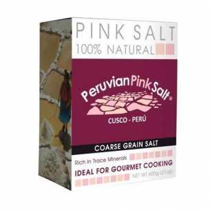 Peruvian Pink Salt Fine