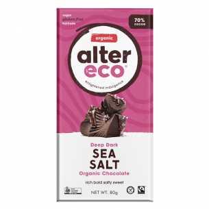 Sea Salt Dark Chocolate