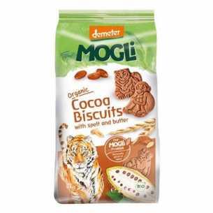 Organic Spelt Biscuits Cocoa
