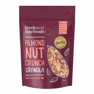 Almond Nut Crunch Granola
