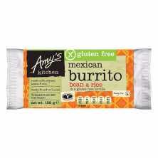 Amy's Kitchen<br />Burrito -  Gluten Free Bean and Rice  156g