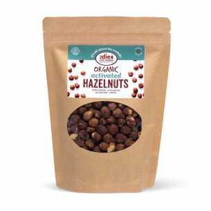 Organic Activated Hazelnuts