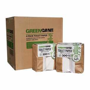 Toilet Paper 300 sheets - Carton (48 rolls)