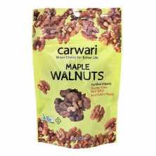 Organic Maple Walnuts