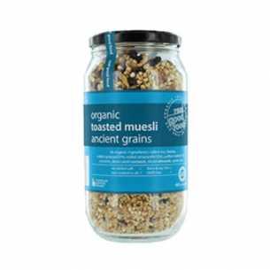 Toasted Muesli Ancient Grains (Jar)