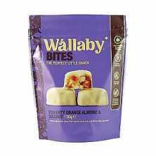 Wallaby Bites<br />Yoghurt Orange Almond Coconut Bites 150g