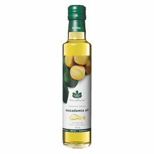 Premium Grade Natural Macadamia Oil