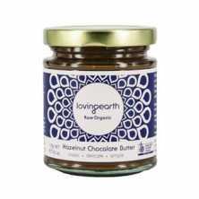 Loving Earth<br />Hazelnut Chocolate Butter 175g