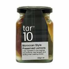 Moroccan Style Preserved Lemon