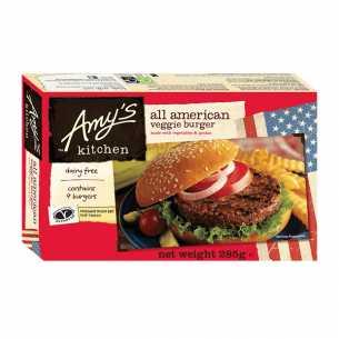 All American Vege Burger