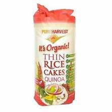 Rice Cakes Thin Quinoa