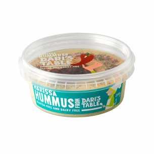 Harissa Hummus