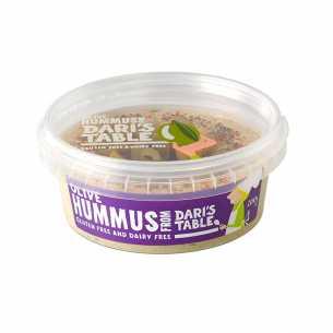 Olive Hummus