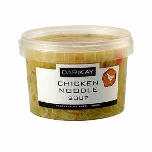Noodle Chicken Soup<br>