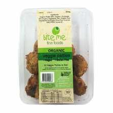 Organic Veggie Patties