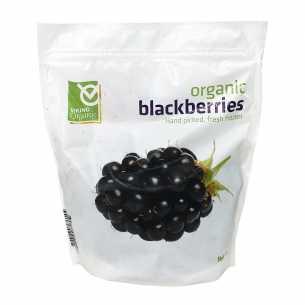Frozen Organic Blackberries