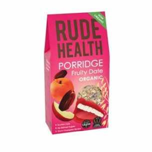 Fruity Date Porridge