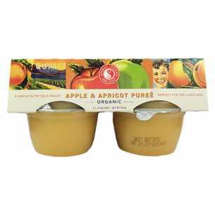 Apple Apricot Puree 4pk