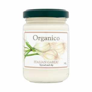 Italian Garlic Spread and Dip
