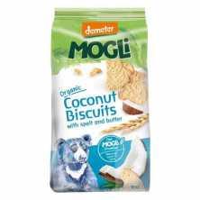 Organic Spelt Biscuits  Coconut