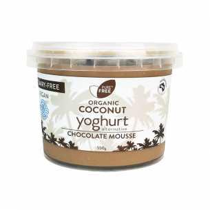 Organic Coconut Yoghurt Chocolate Mousse Vegan - Clearance