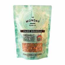 The Monday Food co<br />Pecan, Incaberry and Vanilla Paleo Granola 300g