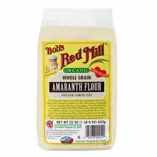 Bob's Red Mill<br />Organic Gluten Free Amaranth Flour (Kosher) 623g