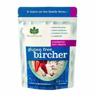 Gluten Free Bircher Muesli