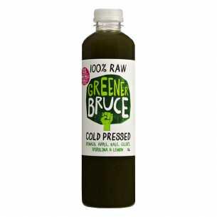Greener Bruce Juice