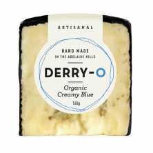 Organic Creamy Blue