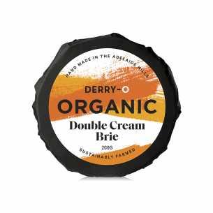 Organic Double-Cream Brie