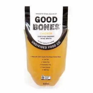 Good Bones Organic Chicken Bone Broth