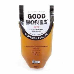 Good Bones Organic Beef Bone Broth