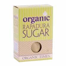 Organic Times<br />Rapadura Sugar 200g