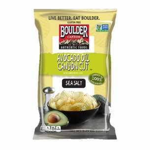 Avocado Oil Canyon Cut Potato Chips