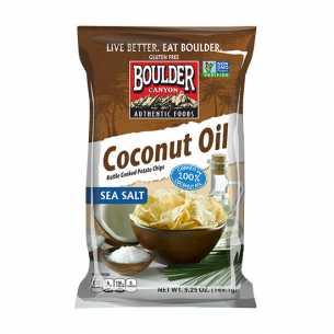 Coconut Oil Chips