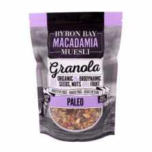 Granola Paleo Honey Roasted