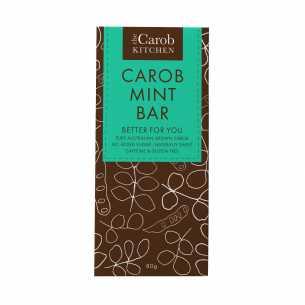 Carob Mint Bar
