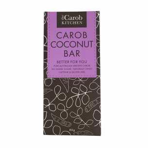 Carob Coconut Bar