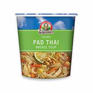 Pad Thai Instant Noodle Soup