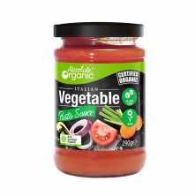 Italian Vegetable Pasta Sauce