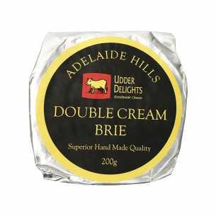 Double Cream Brie