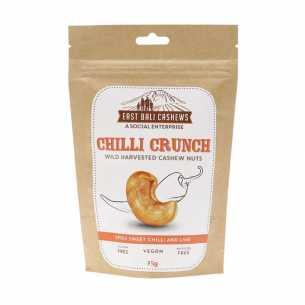 Cashew Nuts Chili Crunch