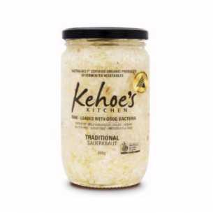 Sauerkraut Traditional