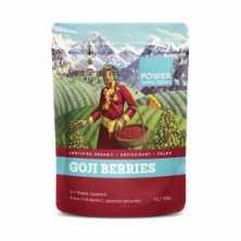 Goji Berries Organic Raw Dried