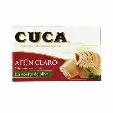 Cuca<br />Light Tuna in Olive Oil 112g