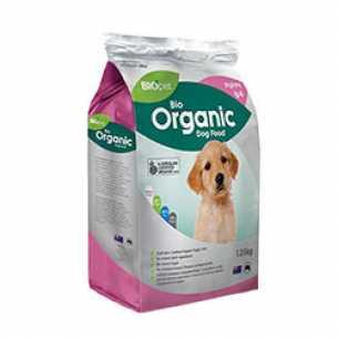 Organic Puppy Food