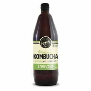Apple Crisp Kombucha